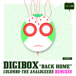 DIGIBOX - Back Home EP (Front Cover)