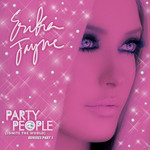 JAYNE, Erika - Party People (Ignite The World) (The remixes Part 1) (Front Cover)