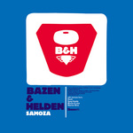 BAZEN & HELDEN - Samoza (Front Cover)