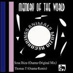SOSA IBIZA - Memory Of The World (Front Cover)