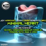 MARQUEZ, Joy/JOHN CORBA/ROBERTO DIAZ - Minimal Heart (Front Cover)