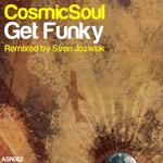 COSMICSOUL - Get Funky (Front Cover)