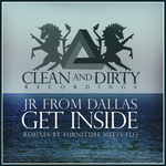 JR FROM DALLAS - Get Inside EP (Front Cover)