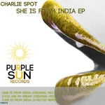 SPOT, Charlie - She Is From India EP (Front Cover)