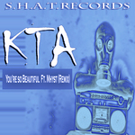 KTA feat MHYST - You're So Beautiful (Front Cover)