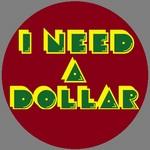 BIG BANG BREAKS - I Need A Dollar (Front Cover)