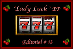 VARIOUS - Lady Luck (Front Cover)