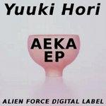 HORI, Yuuki - Aeka EP (Front Cover)