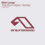 LANGE, Matt - That Much Higher (Front Cover)