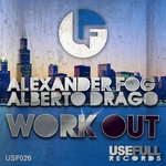 FOG, Alexander/ALBERTO DRAGO - Work Out (Front Cover)