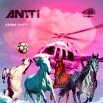 AN TI - Karma Party (Front Cover)