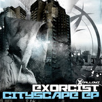 EXORCIST/DEPHZAC/NVADER/ZERO METHOD - Cityscape EP (Front Cover)