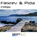 FLEXREV & PIDA - Indigo (Front Cover)