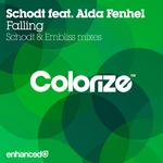 SCHODT feat AIDA FENHEL - Falling (Front Cover)