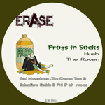 FROGS IN SOCKS - Hush (Back Cover)