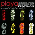 VARIOUS - Superchancla Estilo Minimal Techouse Vol 1 (Blade From Jestofunk) (Front Cover)