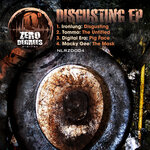 IRONLUNG/TOMMO/DIGITAL ERA/MACKY GEE - Disgusting EP (Front Cover)