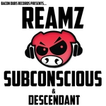REAMZ - Subconscious (Front Cover)