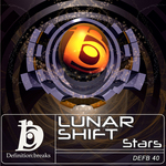 LUNAR SHIFT - Stars (Front Cover)