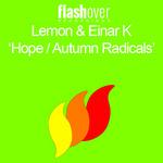 LEMON & EINAR K - Hope (Front Cover)