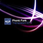 PHONIC FUNK - Transparent EP II (Front Cover)