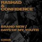 RASHAD & CONFIDENCE - Brand New (Front Cover)