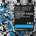 WEBSTER, Paul feat ANGELIC AMANDA - Forever Today (Front Cover)