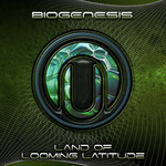 BIOGENESIS/LOST & FOUND/CPU/PAINKILLER/MAD MAXX/XSI - Land Of Looming Latitude (Front Cover)