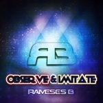 RAMESES B/SLIM TIM - Observe & Imitate (Front Cover)