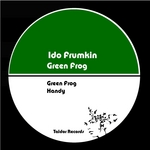 FRUMKIN, Ido - Green Frog (Front Cover)