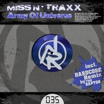 MISS N TRAXX - Army Of Universe (Front Cover)