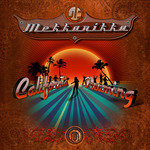 MEKKANIKKA - California Dreaming (Front Cover)