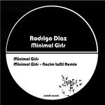 DIAZ, Rodrigo - Minimal Girls (Front Cover)