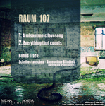 RAUM 107 - People Surrounded By Ruins (Back Cover)