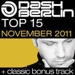 Dash Berlin Top 15 November 2011