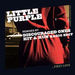 LITTLE PURPLE - First Love (Front Cover)