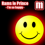 RAMS LE PRINCE - I'm So Happy (Front Cover)