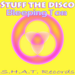 STUFF THE DISCO - Bleeping Tom (Front Cover)