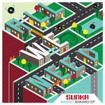 SUNKA - Bakano EP (Front Cover)