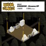 KINGDOM - Dreama EP (Front Cover)