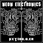 NEON ELECTRONICS - Keylogger (Front Cover)