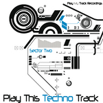 VARIOUS - Play This Techno Track: Sector Two (Front Cover)
