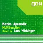 APRENDIZ, Kazim - Multifunction (Front Cover)