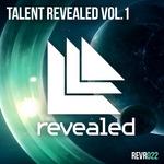 KURA/DYRO/LUKE R - Talent Revealed Vol 1 (Front Cover)