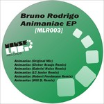 RODRIGO, Bruno - Animaniac EP (Front Cover)