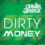 DANIEL GREENX - Dirty Money EP (Back Cover)