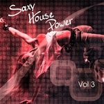 VARIOUS - Saxy House Power Vol 3 (Front Cover)