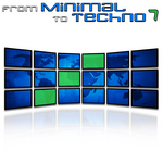 VARIOUS - From Minimal To Techno Vol 7 (Front Cover)
