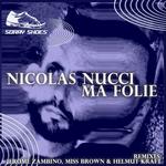 NUCCI, Nicolas - Ma Folie (Front Cover)
