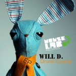 WILL D - Drunk Coyote EP (Front Cover)